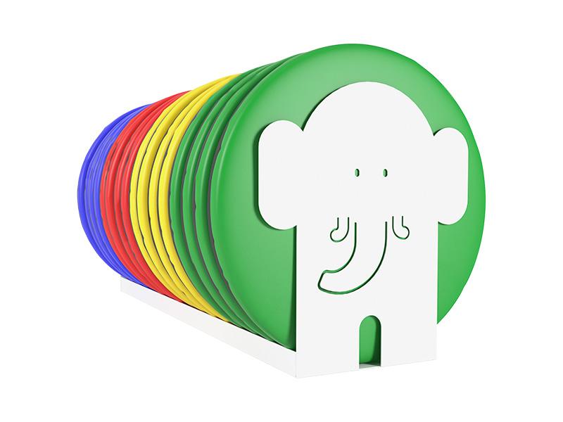 Kit Almofada Elefante