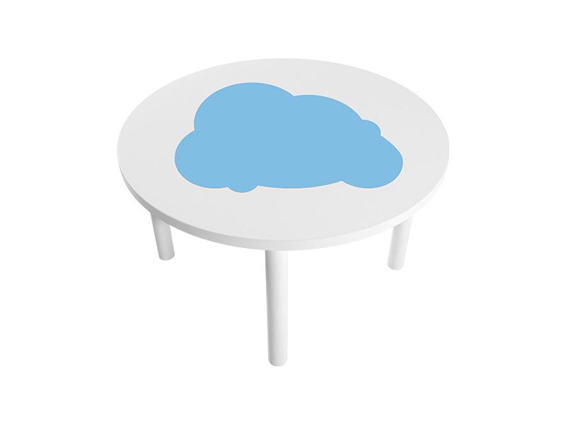 Mesa Infantil Nuvem