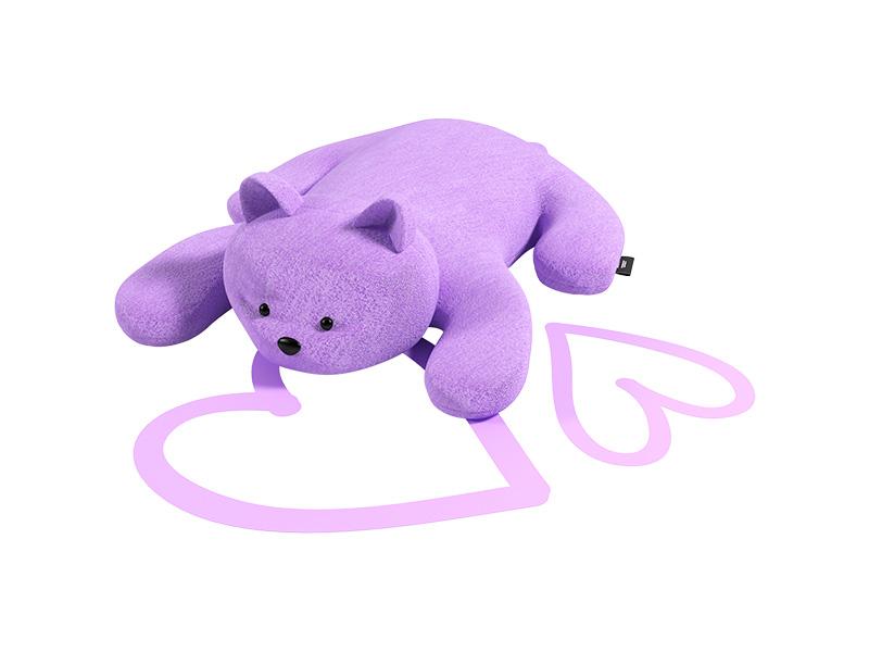 Almofada Infantil Gato
